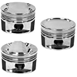 Manley 612000C-4 Dish Piston with Rings