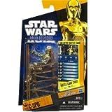 Star Wars 2010 Saga Legends - SL17 C-3PO