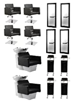 Hot Sale SALON CHAIR PACKAGE BEAUTY EQUIPMENT SALON PACKAGE DEAL