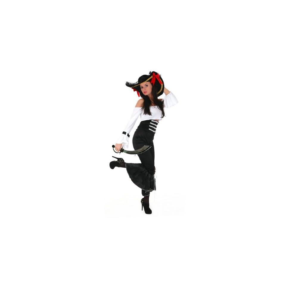 Fasching Piratin Piraten Kostum Gr S M 167 Spielzeug On Popscreen