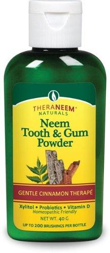 theraneem-tooth-gum-powder-cinnamon-by-organix-south-40-grams2-pack