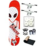 Alien Workshop Rob Dyrdek Soldier Red Complete Skateboard by Alien Workshop