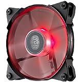 Cooler Master RED LED 120mmケースファン JETFLO 120 (型番:R4-JFDP-20PR-J1)