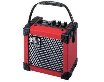Roland Micro Cube Combo Amp (Red)