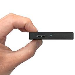 U32 Shadow™ 128GB External USB 3.0 Portable Solid State Drive SSD