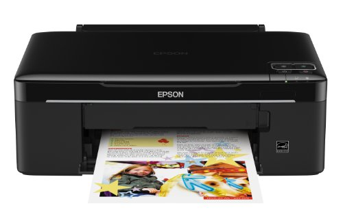 Epson Stylus SX130 Compact All-in-One Printer (Print, Copy and Scan)