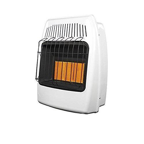 Dyna-Glo IR18PMDG-1 18,000 BTU Liquid Propane Infrared Vent Free Wall Heater (Vent Propane Heater compare prices)