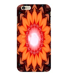 ColourCraft Printed Design Back Case Cover for APPLE IPHONE 6S PLUS