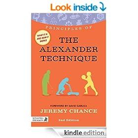 Principles of the Alexander Technique (Principles of...)