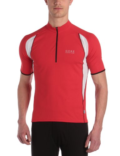Gore Air Running Wear Men's Shirt Zip