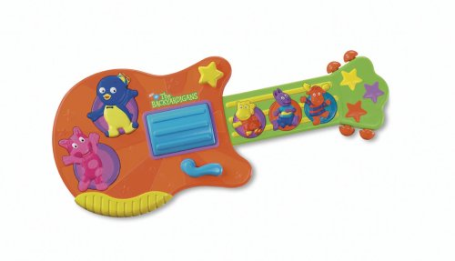 Fisher-Price Backyardigan's Sing 'N Strum Guitar