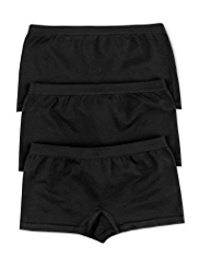 3 Pack Seam Free Shorts