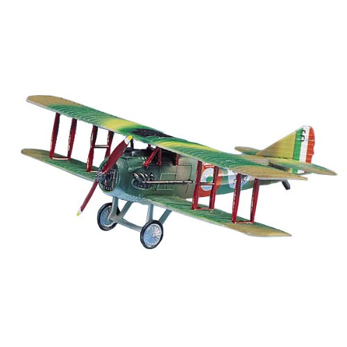 Academy SPAD XIII WWI Fighter Airplane Model Building Kit - 1