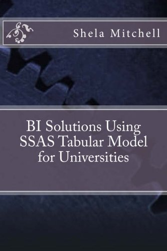 BI Solutions Using SSAS Tabular Model for Universities (Tabular Model compare prices)