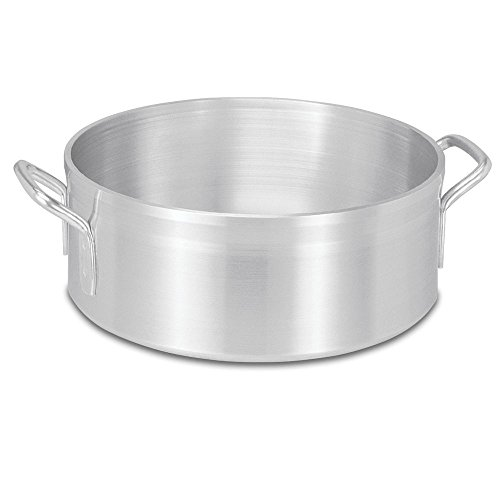 Vollrath 68215 Wear-Ever Classic Select 15 Qt. Aluminum Brazier