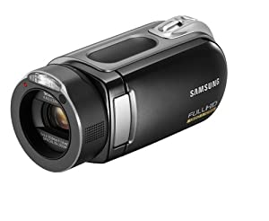 Samsung HMX-H106 HD SSD Flash Memory Camcorder with 64 GB Memory and 10x Optical Zoom