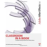 Adobe After Effects 7.0 Classroom in a Bookby Sandee Adobe Creative...