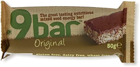 Ninebar Hemp Seed Bar Original (Pack of 16)