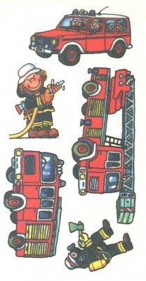 Feuerwehr Tattoos