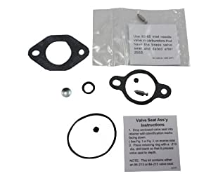 12 757 03-S Carburetor Repair Kit-Genuine Kohler Replacement Part by OREGON