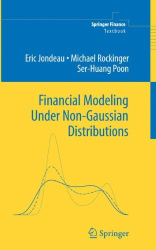 Financial Modeling Under Non-Gaussian Distributions (Springer Finance), Buch