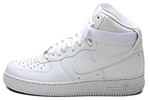 Nike Mens Air Force 1 High '07 White/White 315121-115 12