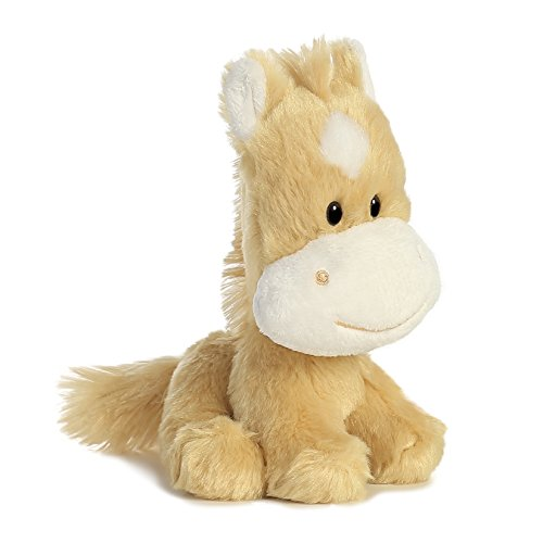 Aurora World Wobbly Bobblees/Horse Plush