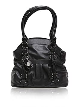 Epiphanie Lola Shoulder Camera Bag Black 18