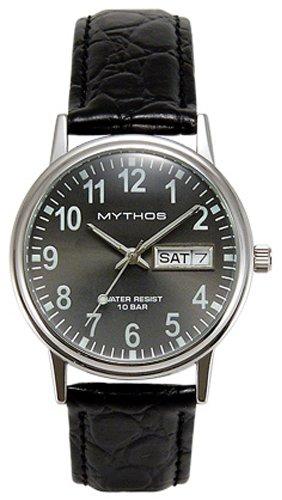 [J-アクシス]J-AXIS 腕時計 MYTHOS ミュートス メンズスタンダード MYB04-SBK メンズ
