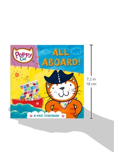 Poppy Cat TV: All Aboard!