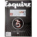 Esquire Magazine (October, 2008) ~ David Granger