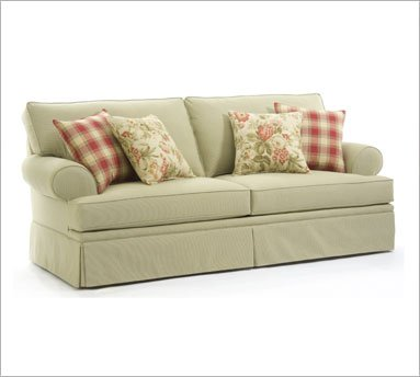 Broyhill Emily 6262-7 Queen Sleeper Sofa