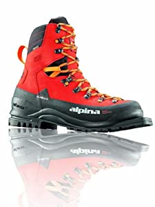 Buy Alpina Sports Alaska Nordic Cross-Country Ski Boots for 75mm Bindings by Alpina
