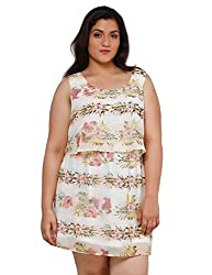 Oxolloxo Plus size summer dress