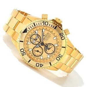 Invicta Reserve Men's Pro Diver Automatic Dial Watch