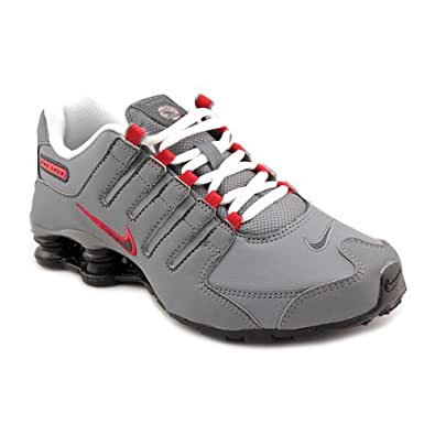 Amazon.com: Nike Shox NZ SI Plus (GS) Boys Running Shoes