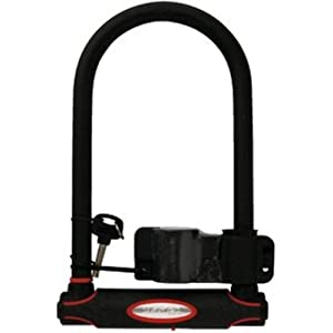Master Lock 8196D Force 3 Wide Width U-Lock, 5/7