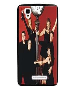 Techno Gadgets Back Cover for YU Yureka