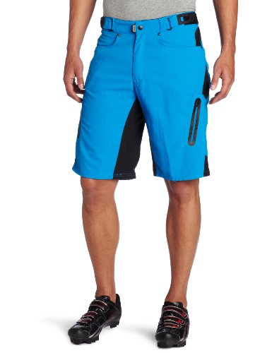 Buy Low Price Zoic Men's Ether Mountain Bike Shorts with RPL Liner (1103ZM10-P)