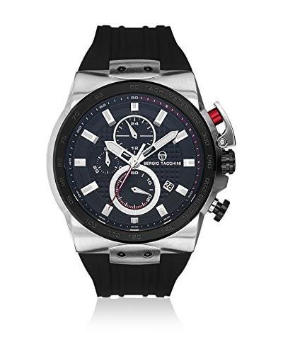 Sergio Tacchini Reloj de cuarzo Man Negro 57 mm