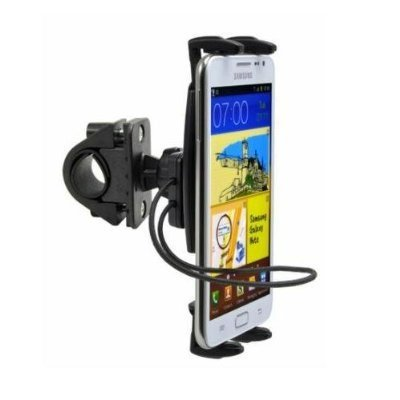 Arkon Bike Mount with Safety Strap for Samsung Galaxy Note - Bulk Packaging