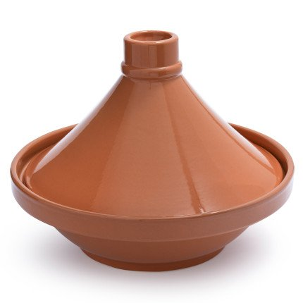 Sur La Table Glazed Terra Cotta Tagine U99032 , 8.5""