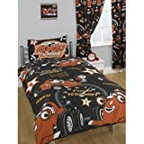 Roary I'm a Winner Rotary Duvet Set, Twin Bed Single Bed, Boys Room Decor