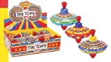 Schylling Little Tin Top (Colors and Designs May Vary) Toy