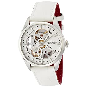[ハミルトン]HAMILTON 腕時計 Jazzmaster Viewmatic Skeleton Lady(ジャズマスター ビューマチック スケルトン レディ) H32405811 レディース 【正規輸入品】