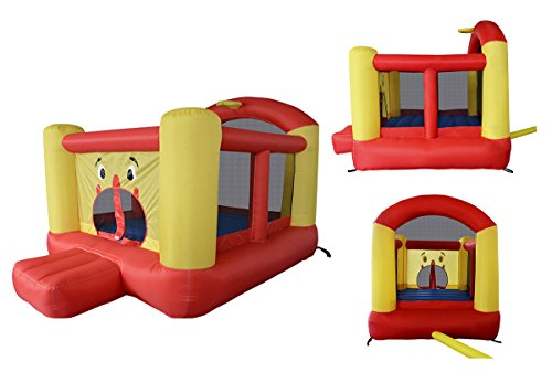 Inflatable Bounce Play House Mighty Moonwalk Jumper Bouncer Bouncy Jump Castle #1 front-36288