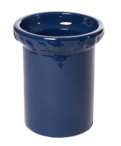 Mamma Ro Utensil Holder, Blue