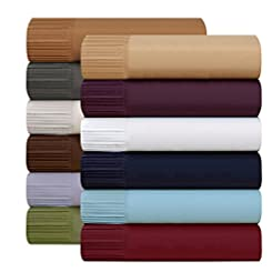 Luxury Collection 1600 Series Pleated Bed Sheet set