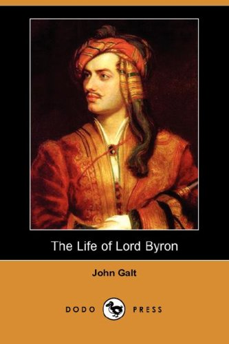 a biography of george gordon byron 6th baron byron and a poet George gordon byron, 6th baron byron there byron befriended the poet percy bysshe byron page on the literature network - lord george gordon byron - biography.
