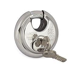 Europa Disc padlock P-390 SS